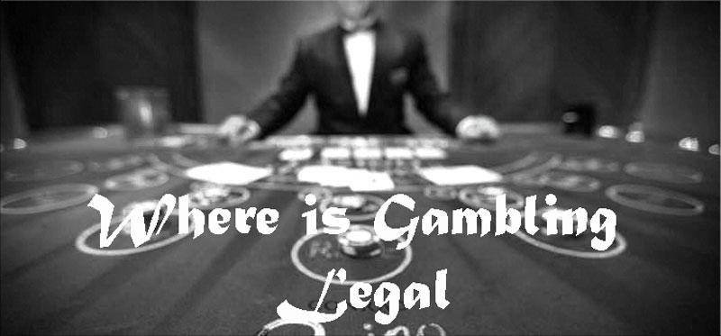 gambling is legal
